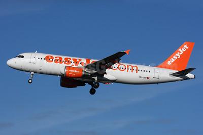 easyJet (easyJet.com) (Switzerland) Airbus A320-214 HB-JXB (msn 5111) LGW (SPA). Image: 928116.