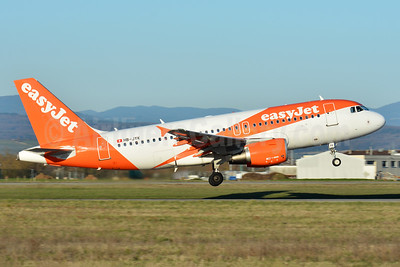 easyJet (Switzerland) Airbus A319-111 HB-JYK (msn 4705) BSL (Paul Bannwarth). Image: 941508.