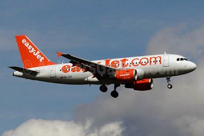easyJet (easyJet.com) (Switzerland) Airbus A319-111 HB-JZV (msn 2709) BSL (Paul Bannwarth). Image: 924161.