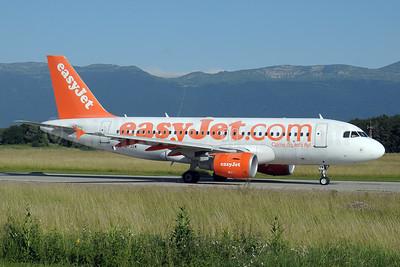 easyJet (easyJet.com) (Switzerland) Airbus A319-111 HB-JZW (msn 2729) GVA (Paul Denton). Image: 920348.