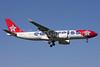 Edelweiss Air Airbus A330-243 HB-IQZ (msn 369) ZRH (Keith Burton). Image: 900287.
