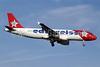 Edelweiss Air Airbus A320-214 HB-IHY (msn 947) ZRH (Jay Selman). Image: 402126.