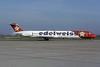 Edelweiss Air McDonnell Douglas DC-9-83 (MD-83) HB-IKM (msn 49935) ZRH (Rolf Wallner). Image: 912676.