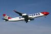 Edelweiss Air Airbus A340-313 HB-JMG (msn 562) PMI (Javier Rodriguez). Image: 935238.