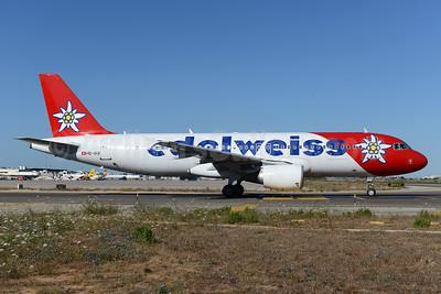 Edelweiss Air Airbus A320-214 HB-IHX (msn 942) PMI (Ton Jochems). Image: 933682.