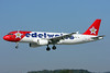 Edelweiss Air Airbus A320-214 HB-IHZ (msn 1026) ZRH (Andi Hiltl). Image: 912430.