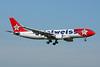 Edelweiss Air Airbus A330-223 HB-IQI (msn 291) ZRH (Andi Hiltl). Image: 907345.