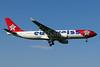 Edelweiss Air Airbus A330-223 HB-IQI (msn 291) ZRH (Paul Bannwarth). Image: 924167.