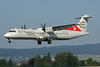 Etihad Regional-Darwin Airline ATR 72-212A (ATR 72-500) HB-ACC (msn 664) ZRH (Andi Hiltl). Image: 923909.