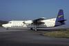 Farnair Europe (Switzerland) Fokker F.27 Mk. 500  HB-ILQ (msn 10389) ZRH (Rolf Wallner). Image: 935127.
