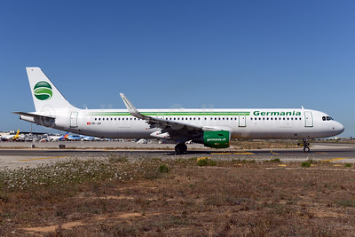 Germania (Switzerland) (Germania.ch) Airbus A321-211 WL HB-JOI (msn 5843) PMI (Ton Jochems). Image: 934283.