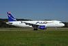 Hello Airbus A320-214 HB-JIZ (msn 936) ZRH (Rolf Wallner). Image: 907172.