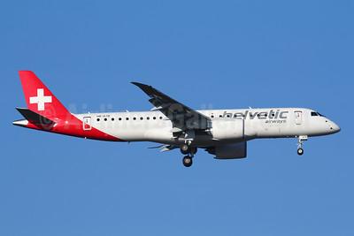 Helvetic Airways Embaer ERJ 190-E2 (ERJ 190-300 STD) HB-AZB (msn 19020026) FRA (Marcelo F. De Biasi). Image: 948712.