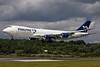 Panalpina (Atlas Air) Boeing 747-87UF N850GT (msn 37570) (Panalpina on 6 Continents) LUX (Rainer Bexten). Image: 908563.