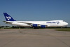 Panalpina (Atlas Air) Boeing 747-87UF N850GT (msn 37570) (Panalpina on 6 Continents) STN (Pedro Pics). Image: 908911.