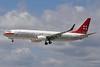 PrivatAir Boeing 737-86Q WL HB-IIR (msn 30295) ZRH (Paul Denton). Image: 927291.