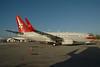 PrivatAir Boeing 737-7AK WL (BBJ) HB-IIO (msn 29865) MIA (Bruce Drum). Image: 100585.