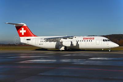 Swiss retires the last Avro (BAe) RJ100