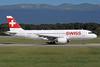 Swiss International Air Lines Airbus A320-214 HB-IJD (msn 553) GVA (Paul Denton). Image: 938352.