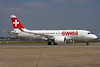 Swiss International Air Lines Bombardier CS100 (BD-500-1A10) HB-JBD (msn 50013) LHR. Image: 937463.
