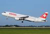 Swiss International Air Lines Airbus A320-214 HB-IJB (msn 545) AMS (TMK Photography). Image: 920736.