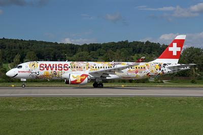 """Left side of """"Swiss Romandy"""""""