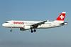 Swiss International Air Lines Airbus A320-214 HB-IJF (msn 562) ZRH (Andi Hiltl). Image: 933345.
