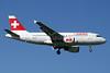 Swiss International Air Lines Airbus A319-112 HB-IPT (msn 727) ZRH (Paul Denton). Image: 910204.