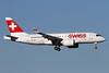 Swiss International Air Lines Bombardier CS100 (BD-500-1A10) HB-JBF  (msn 50015) ZRH (Andi Hiltl). Image: 937258.