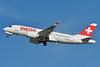 Swiss International Air Lines Bombardier CS100 (BD-500-1A10) HB-JBB (msn 50011) ZRH (Paul Bannwarth). Image: 939748.