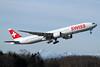 Swiss International Air Lines Boeing 777-3DE ER HB-JNG (msn 62752) PAE (Nick Dean). Image: 936824.