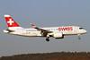 Swiss International Air Lines Bombardier CS100 (BD-500-1A10) HB-JBB (msn 50011) ZRH (Andi Hiltl). Image: 935430.