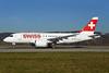 Swiss International Air Lines Bombardier CS100 (BD-500-1A10) HB-JBD (msn 50013) ZRH (Rolf Wallner). Image: 936039.