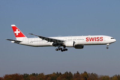 """Formerly in the """"Faces of Swiss"""" livery"""