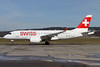 Swiss International Air Lines Bombardier CS100 (BD-500-1A10) HB-JBH  (msn 50017) ZRH (Andi Hiltl). Image: 941160.