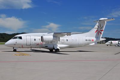 Swiss Jet (Air Engiadina) Dornier 328-300 (328JET) HB-AEU (msn 3199) ZRH (Ton Jochems). Image: 954083.