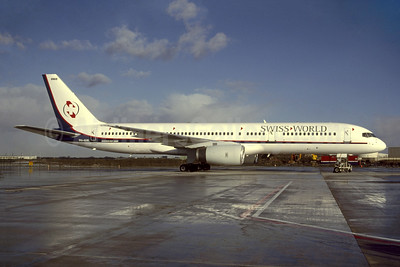 Leased from Air Holland on October 31, 1998