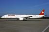 Swissair Airbus A321-111 HB-IOD (msn 522) ZRH (Rolf Wallner). Image: 913150.