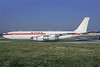 Painted for a movie about the hijacked Swissair DC-8-53 HB-IDD