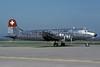 Swiss Air Lines-Swissair Douglas DC-4-1009 ZU-ILI (msn 43097) ZRH (Rolf Wallner). Image: 940472.