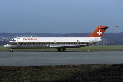 DC-9 Freighter