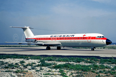 Leased from British United in April 1970