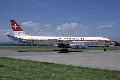 Delivered June 16, 1960 as a -33, converted to a -53 in February 1964
