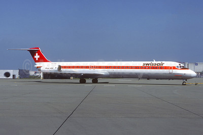 Leased from Martinair in April 1989