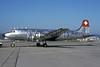 Swiss Air Lines-Swissair Douglas DC-4-1009 HB-ILI (msn 43097) ZRH (Rolf Wallner). Image: 940471.