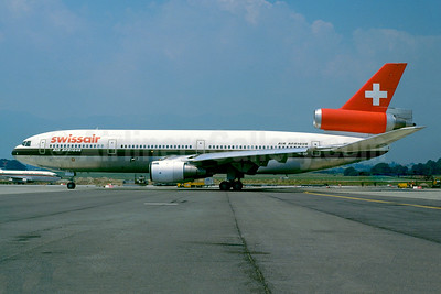 Leased to Air Afrique