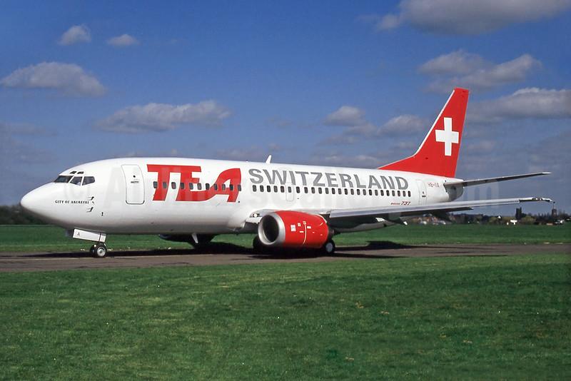Airline Color Scheme - Introduced 1994
