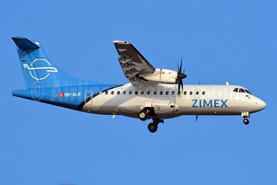 Zimex Aviation (Switzerland) ATR 42-500 HB-ALN (msn 528) BSL (Paul Bannwarth). Image: 945387.
