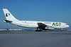ACT Cargo (ACT Airlines)  Airbus A300B4-203 (F) TC-ACT (msn 083) AMS (Jacques Guillem Collection). Image: 934830.
