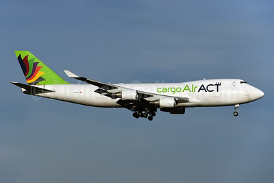 ACT Airlines (Air ACT cargo) Boeing 747-428F ER TC-ACR (msn 32866) ZRH (Rolf Wallner). Image: 952022.
